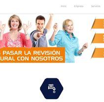 Revigás. Edición diseño web. Um projeto de Web design de Ana García         - 26.06.2017