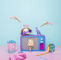 Mistreet Studios. Un proyecto de Fotografía, Diseño gráfico y Escenografía de I'm blue I'm pink  - 26-06-2017