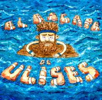 El Escape de Ulises. Un proyecto de Ilustración, Dirección de arte y Diseño editorial de Samuel Bermúdez Barbosa         - 22.10.2016