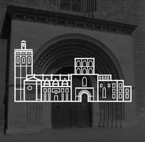 Museos de Valencia en la Ruta de la Seda. Um projeto de Ilustração, Design gráfico e Diseño de iconos de Sara Martí de Veses Bochons - 07-07-2017