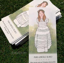 Comunión Mara. Un proyecto de Diseño de Bea Blanco - 01-05-2017