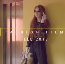 Javier de Juan | Reel Fashion film 2017. A Advertising, Photograph, Film, Video, TV, Fashion, and Film project by Javier de Juan Gerónimo         - 06.06.2017