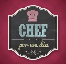 Chef por um dia Signature. A Motion Graphics, Animation, Video, and TV project by Anderson Silva         - 25.07.2017