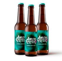 Amor X Chutney. A Packaging project by Aníbal Martín Martín         - 01.08.2016