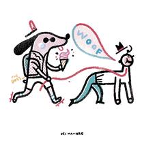 ÏU MAG Julio (A full ilustrado!). Un proyecto de Ilustración, Diseño editorial e Ilustración vectorial de Del Hambre  - 27-07-2017