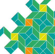 Tessellation practice (Student Project). Un proyecto de Diseño de patrones de Laura Garcia Mut         - 12.04.2017