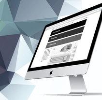 Diseño web - HIBLab. Un proyecto de Diseño Web de GuGo Creative  - 04-04-2016