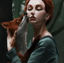 Estudio fotográfico . A Illustration project by Uziel Noguéz Hernández         - 10.08.2017