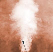 """Relato """"La quema"""". Um projeto de Direção de arte e Design gráfico de Montse Soria         - 16.08.2017"""