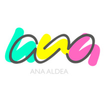 My logo. A Graphic Design project by Ana Aldea         - 20.08.2017