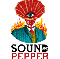 Imagen para Sound and Pepper. A Illustration, Art Direction, Br, ing, Identit, Fine Art, and Graphic Design project by Zoveck Estudio         - 06.09.2015