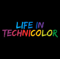 Life in Technicolor. A Illustration, Animation, Character Design, and Video project by Alfredo Toons - 12-09-2017