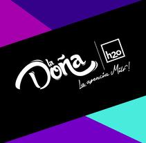 "Propuesta Contenido ""La Doña/H2O"". A Design project by Riveiro Letona - 18-09-2017"