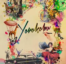 YOROKOBU 2015. Um projeto de Design gráfico de Ignacio González Rico         - 19.09.2017