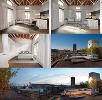 Arc Properties - Marlet 1. A Photograph, 3D, Architecture, Interior Architecture, Post-Production&Infographics project by Leonard Blum          - 20.09.2017