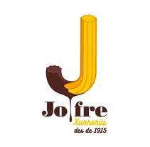 Xurreria Jofre - Branding. Un proyecto de Br, ing e Identidad, Diseño gráfico e Ilustración vectorial de Marc Montenegro - 25-09-2017