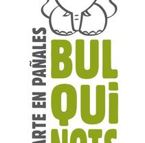 BULQUINOTS. Un proyecto de Diseño gráfico de Tatiana Lázare García         - 25.04.2016