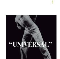 """Cartel """"El Universal"""". Un proyecto de Diseño, Publicidad, Diseño gráfico, Tipografía y Retoque digital de Carla Ochoa  - 26-09-2017"""