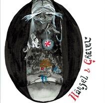 Hansel y Gretel. Un proyecto de Ilustración de Pamela Herrera         - 03.10.2017