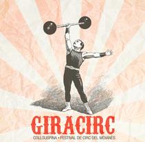 GIRACIRC 2015 SPOT OFICIAL. Um projeto de Publicidade, Fotografia, Cinema, Vídeo e TV, Pós-produção, Cinema e Vídeo de Albert San         - 10.10.2017