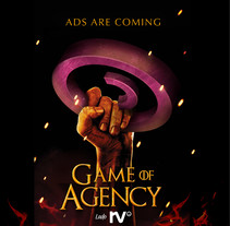Game of Agency. A Design, Advertising, and Art Direction project by Barbara Correa Hormigo - 12-10-2016