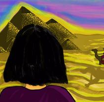 Egipto. A Graphic Design project by Marta Martín Rodríguez - 15-10-2016
