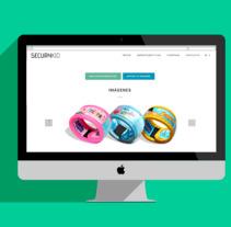 Varios diseño web. A Web Design project by Vicente Molero - 17-10-2017