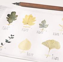 Inktober 2017 (textos de Susana Torralbo). A Illustration project by Ana Martín Velandia - 01-10-2017