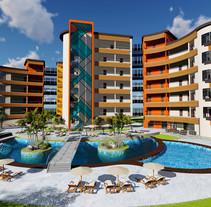 Centro Ecoturistico MAZZAL. A Design, Architecture, and Creative Consulting project by Vanessa Gonzalez - 11-07-2017