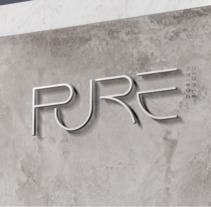 Pure Design studio - Branding. A Br, ing, Identit, and Graphic Design project by Nataly Valencia Bula         - 23.10.2017