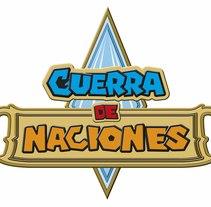 """LUDO """"GUERRA DE NACIONES"""". A Design, Illustration, Editorial Design, Graphic Design, and Vector illustration project by LUIS CARDENAS         - 15.01.2017"""