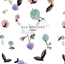 Selfpromo Premier Vision Paris : estampados. A Design, Illustration, Fashion, and Pattern design project by Suz Sanchez         - 01.01.2017