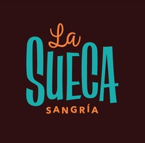 La Sueca. Um projeto de Lettering de Ivan Castro         - 26.10.2017