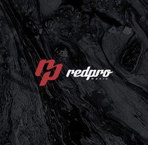 RedPro Music - Logotipo. A Graphic Design&Icon design project by Jhonatan Andrés González Ordoñez         - 29.10.2017