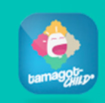 App Tamagotchild. A Advertising, Education, Game Design, Cop, and writing project by Raquel Castañeda         - 30.10.2017