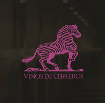 Vinos de Cebreros D.O.P.. A Design, Advertising, Br, ing, Identit, Cooking, Graphic Design, Marketing, Packaging, Product Design, and Digital retouching project by Raúl H.R.         - 08.11.2017
