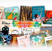Los mejores Cuentos Ilustrados. A Editorial Design project by Nuria Ayma Comas         - 01.10.2015