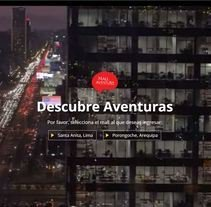 Mall Aventura. A Web Development project by Victor Alonso Pérez Lupú         - 08.11.2017