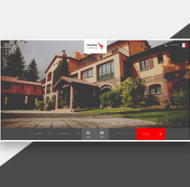 Web Husa Hoteles. A UI / UX, and Web Design project by Alex Blanco Asencio         - 01.10.2017