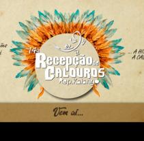 Recepção 14 - Indi. Um projeto de Design de Pedro Henrique         - 20.10.2017