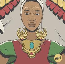 SATIVA | MATU SANTAMARIA. Un proyecto de Ilustración, Tipografía e Ilustración vectorial de Matu Santamaria - 27-11-2017