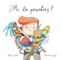 ¿Me lo prestas?. Um projeto de Ilustração, Design editorial e Educação de Marta  Mayo Martín - 18-09-2017