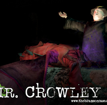 Mr. Crowley. - The Bramson Case. . A 3D project by Javier García Gómez         - 03.12.2017