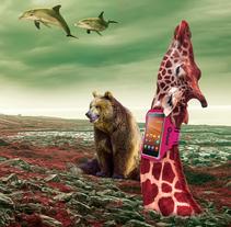 Beast Generation (Fotomontajes). Un proyecto de Dirección de arte, Collage y Retoque digital de Refrito Studio  - 04-06-2015