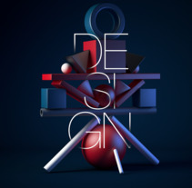 Mis Proyectos del curso: Introducción exprés al 3D: de cero a render con Cinema 4D. A Design, 3D, Art Direction, and Graphic Design project by Daniel Matamoros         - 10.12.2017