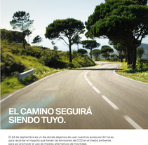 Día Mundial Sin Auto. A Advertising project by Carlos Méndez Cabello         - 12.12.2017
