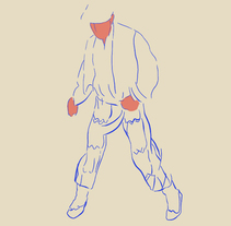 Mi Proyecto del curso: Rotoscopia: dibuja una animación frame a frame. A Animation project by Janire Orduna         - 01.02.2018