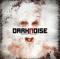 Darknoise CD. Un proyecto de Fotografía, Br, ing e Identidad, Bellas Artes, Multimedia, Pintura y Retoque digital de Víctor Vidal         - 19.04.2015