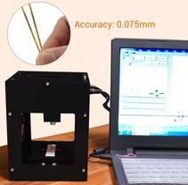 1500mW Machine de gravure laser miniature - laserpuissant.com. A 3D project by szq95         - 26.12.2017