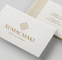 Visual Identity - Sumacmaki. A Design, Br, ing, Identit, and Graphic Design project by Sara Quintana         - 28.12.2017